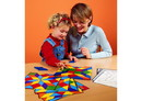Learning Resources LER0289 Parquetry Blocks & Cards Set
