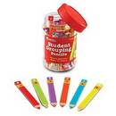 Learning Resources LER0624 Student Grouping Pencils