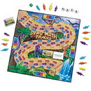Learning Resources LER0712 Dino Math Tracks® Place Value Game