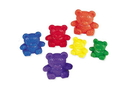 Learning Resources LER0744 Three Bear Family® Rainbow Counters, Set of 96