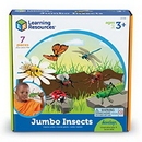 Learning Resources LER0789 Jumbo Insects