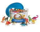 Learning Resources LER0811 Dinosaur Counters