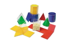 Learning Resources LER0921 Folding Geometric Shapes™