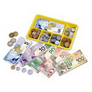 Learning Resources LER2335 Canadian Currency X-Change™ Activity Set