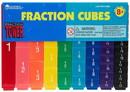 Learning Resources LER2510 Fraction Tower® Cubes - Fraction Set