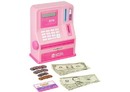 Learning Resources LER2625P Pretend and Play® Teaching ATM  Bank - Pink