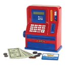 Learning Resources LER2625 Pretend And Play Teaching Atm Bank