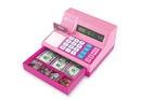 Learning Resources LER2629P Pretend & Play® Calculator Cash Register in Pink