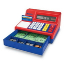 Learning Resources LER2629 Pretend & Play Calculator Cash Register