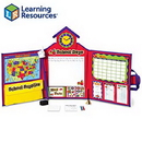 Learning Resources LER2642C Pretend & Play® School Set - Canadian Version