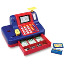 Learning Resources LER2690 Pretend & Play Teaching Cash Register