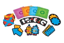 Learning Resources LER2835 Let'S Go Code Activity Set