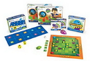 Learning Resources LER2862 Code & Go® Robot Mouse Classroom Set (2 Sets/2 Indiv/1 Mouse Math/1 Board Game/Tg)