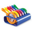 Learning Resources LER2884 Primary Science®Jumbo Magnifiers With Stand