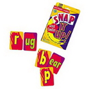 Learning Resources LER3043 Snap It Up!® Phonics & Reading Game