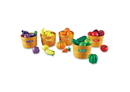 Learning Resources LER3060 Farmer's Market Color Sorting Set