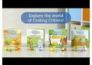 Learning Resources LER3092 Coding Critters™ Pair-a-Pets: Adventures with Romper & Flaps