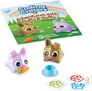 Learning Resources LER3093 Coding Critters™ Pair-A-Pets: Fluffy & Buffy