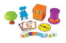 Learning Resources LER3201 Fox In A Box- Position Word Activity Set