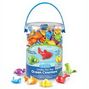 Learning Resources LER3341 Under The Sea Ocean Counters™