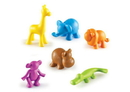 Learning Resources LER3361 Wild About Animals Jungle Counters™