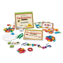 Learning Resources LER3478 All Ready For Kindergarten Readiness Kit