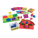 Learning Resources LER3483 All Ready For Toddler Time Readiness Kit