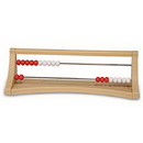 Learning Resources LER4358 2-Row Rekenrek Counting Frame