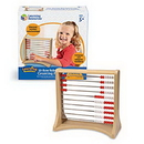 Learning Resources LER4359 10-Row Rekenrek Counting Frame