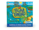 Learning Resources LER5052 Sum Swamp Addition & Subtraction Game