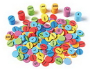 Learning Resources LER5215 Place Value Disks