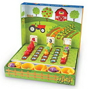 Learning Resources LER5553 Veggie Farm Sorting Set