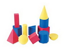 Learning Resources LER6120 Hands-On Soft™ Geometric Solids