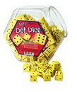 Learning Resources LER6351 Soft Foam Dot Dice