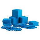 Learning Resources LER6358 Interlocking Base Ten Class Set