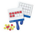 Learning Resources LER6645 Magnetic Ten-Frame Answer Boards