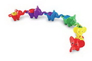 Learning Resources LER6703 Snap-N-Learn™ Counting Elephants