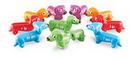 Learning Resources LER6705 Snap-N-Learn™ Rhyming Pups