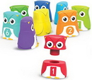 Learning Resources LER6711 Snap-N-Learn™ Rainbow Owls
