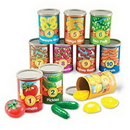 Learning Resources LER6800 1 To 10 Counting Cans