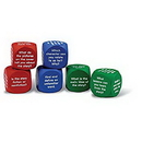 Learning Resources LER7022 Reading Comprehension Cubes