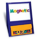 Learning Resources LER7191 Double-Sided Magnetic Tabletop Pocket Chart