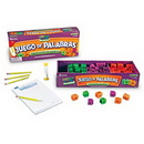 Learning Resources LER7241 Juego De Palabras Spanish Reading Rods® Word Game