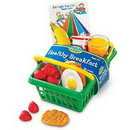 Learning Resources LER7290 Pretend & Play® Healthy Breakfast Set