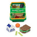 Learning Resources LER7291 Pretend & Play® Healthy Lunch Set