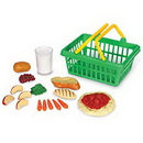 Learning Resources LER7292 Pretend & Play® Healthy Dinner Set