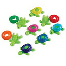 Learning Resources LER7303 Smart Splash® Shape Shell Turtles