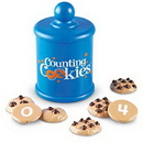 Learning Resources LER7348 Smart Snacks® Counting Cookies™