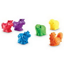 Learning Resources LER7408 Jumbo Farm Counters