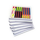 Learning Resources LER7502 Plastic Cuisenaire® Rods Multi-Pack